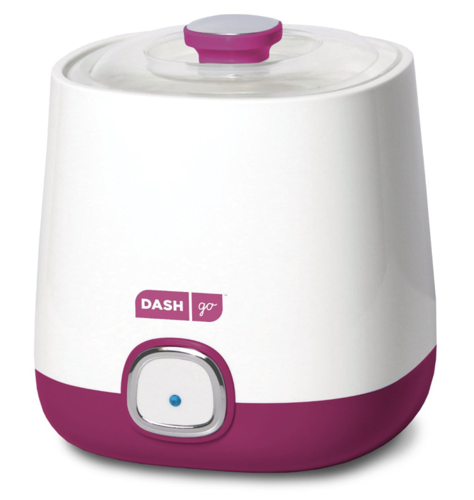 Dash Bulk Yogurt Maker Pink